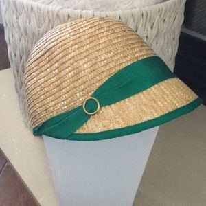 Limited Edition Eugenia Kim Straw Hat